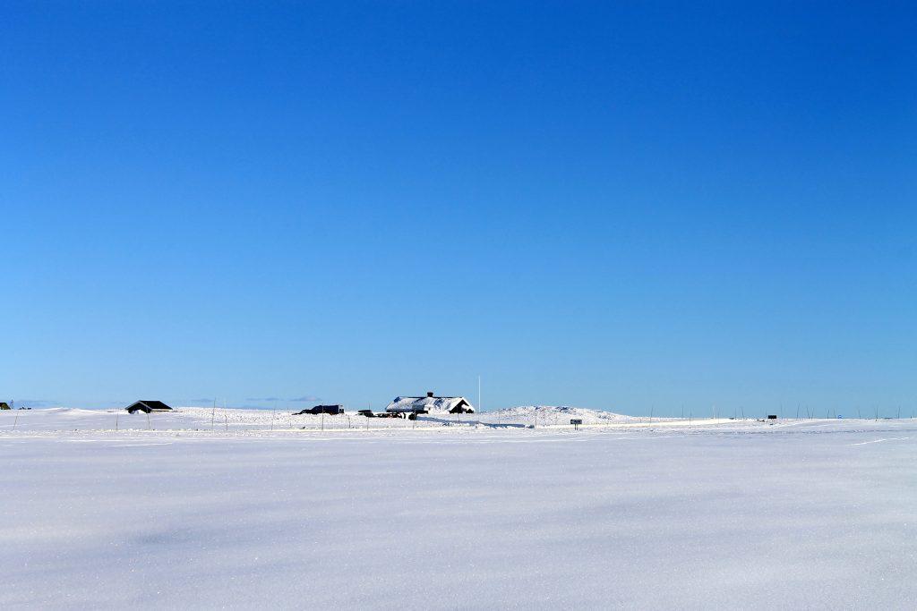 Valdresflye er et fint startsted for turer til Rasletinden, Mugna og Austre Kalvehøgde.