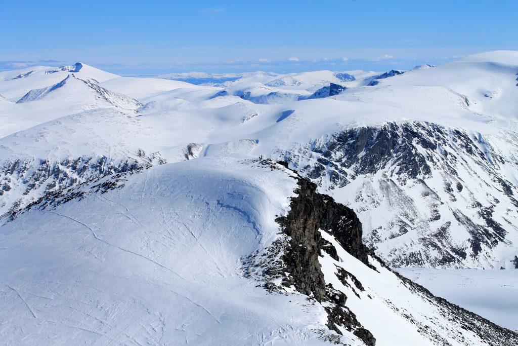 Svellnose (2.272 moh)