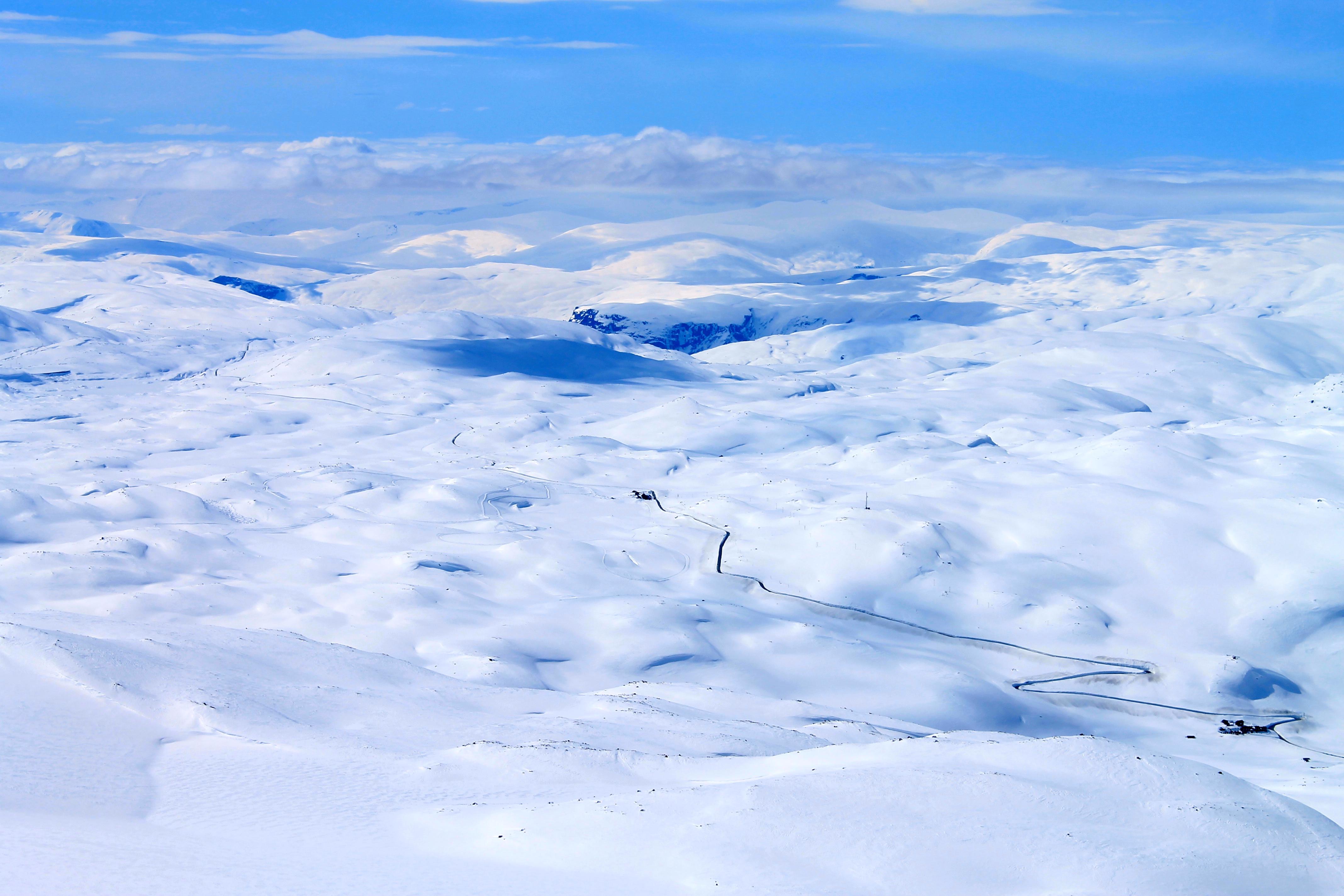 fjellturer i norge i mai