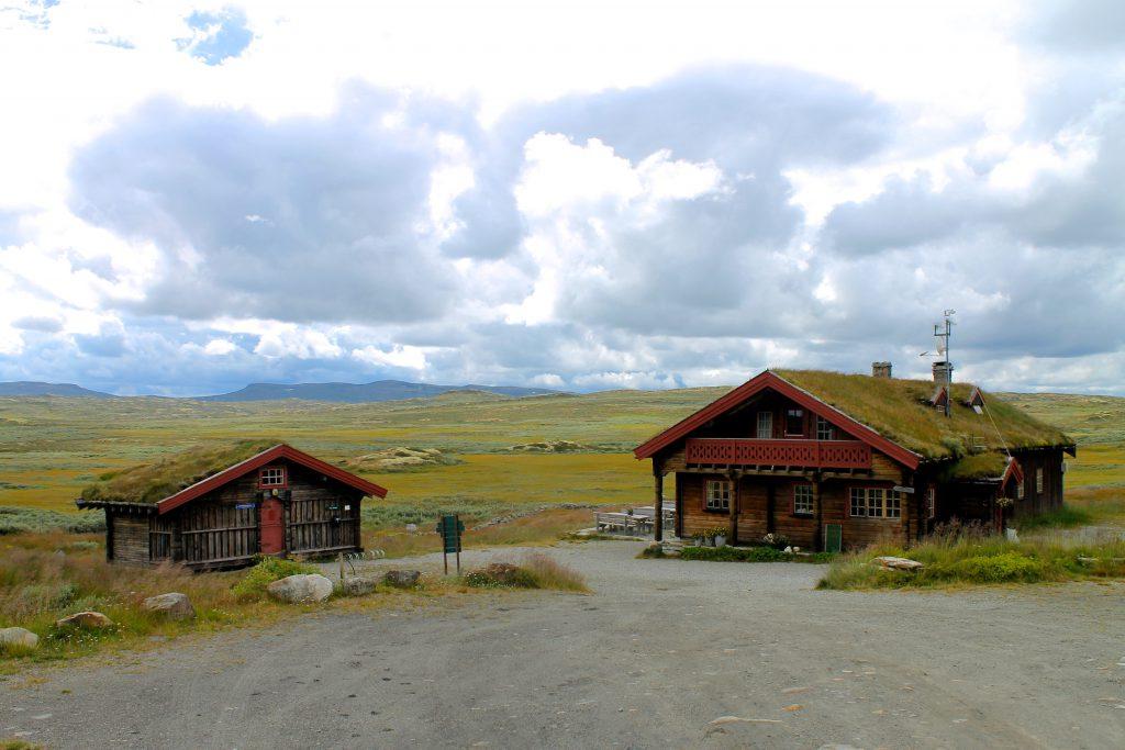 Tuva Turisthytte er et fint utgangspunkt for turer inn på Hardangervidda.