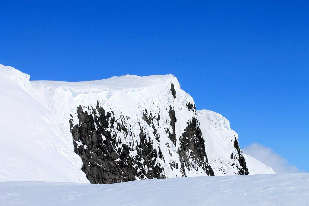 Toppen av Galdeberget (2.075 moh)