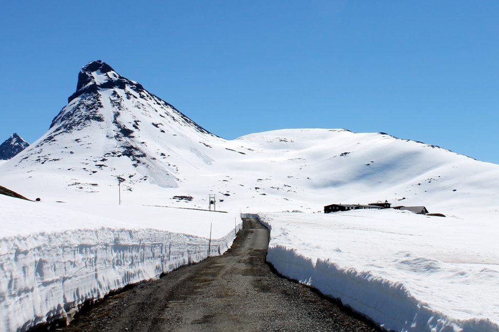 Leirvassbu i Jotunheimen.